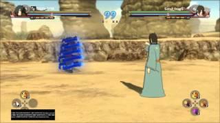 NARUTO SHIPPUDEN: Ultimate Ninja STORM 4 - Madara VS Utakata (ONLINE)