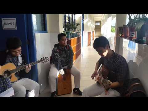 Allah ku dasyat acoustic jazz cover