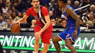 Tomas Satoransky 2016-2017 NBA Season Highlights
