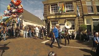Dixieland Trio Swing that music ! Spieringfestival Muiden 2018