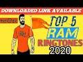 TOP 5 BEST RAM RINGTONES 2020🚩RAM RINGTONES 🚩DOWNLOAD LINK AVAILABLE 🚩5 राम जी रिंगटोन 2020 watch it