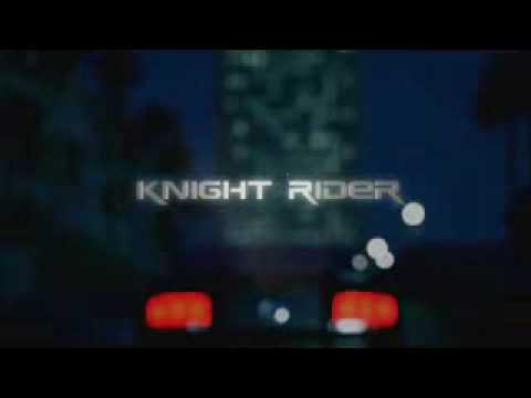 THE KNIGHT RIDER TRAILER