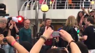 Def Leppard Welcome Speech Hysteria On The High Seas 21st Jan 2016