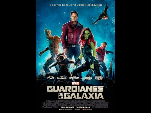 Guardians of the Galaxy tribute Paralyer by Finger Eleven
