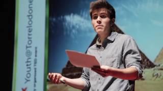 El cambio de era apuesta por la actitud | Álvaro Gomez | TEDxYouth@Torrelodones