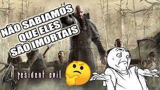 Resident Evil 4 - #9 GANADOS IMORTAIS!!