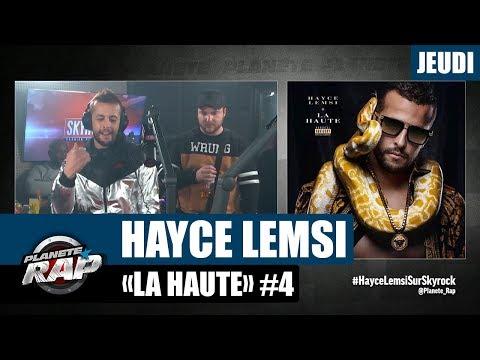 Youtube: Planète Rap – Hayce Lemsi«La Haute» #Jeudi