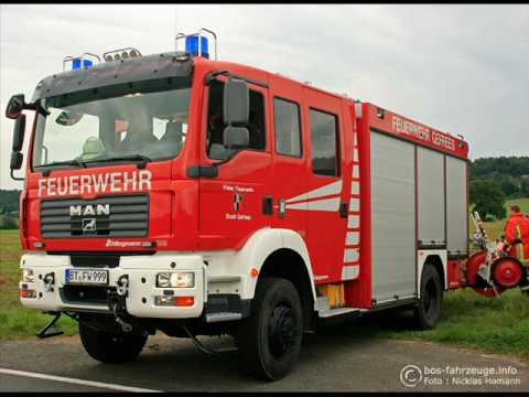 Neues Feuerwehrauto + Werksbesichtigung Schlingmann - YouTube