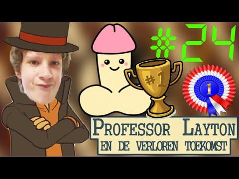 BESTE PENIS OOIT! - Professor Layton En De Verloren Toekomst #24