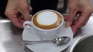 卡布奇諾(cappuccino)的製作