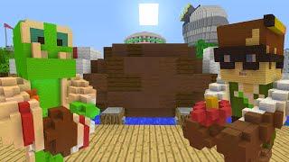 Minecraft Xbox - Survival Madness Adventures - Tootsie Rolls [381]