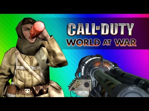 Thumbnail: Get to the Chopper! (Call of Duty WaW Zombies Custom Maps, Mods, & Funny Moments)