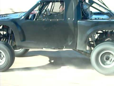 Mason Motorsports 7200 Truck Test Video
