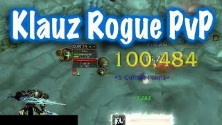Klauz Rogue PvP Movie - Presented by Jessiehealz (World of Warcraft)