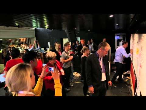 Visual Support TEDx Copenhagen by Bigger Picture