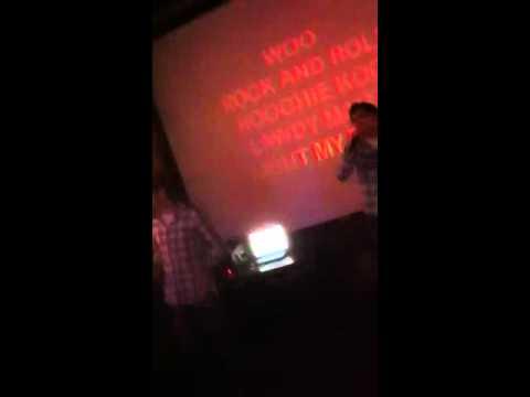 Karaoke is so Much Fun:-)