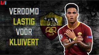 'Justin Kluivert Gaat het Verdomd Lastig Krijgen bij Roma!'