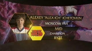 Pro Player Pick: Alex Ich Picks Ryze