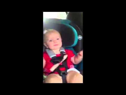 Crying baby responds to Richmond Theme Song
