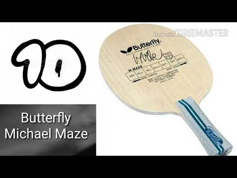factory outlet release date: united states Top 10 best Table Tennis Blades on Amazon - YouTube