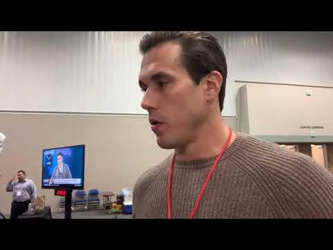 Brady Quinn Notre Dame, SiriusXM, Interview On Joe Burrow vs Tua Tagovailoa At 2020 NFL Combine