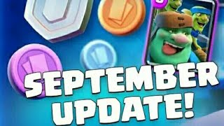THE BEST UPGRADE CLASH ROYALE! ANALYZING THE NEW UPDATE OF CLASH ROYALE