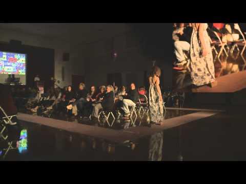 URI TMD Student Fashion Show Spring 2014