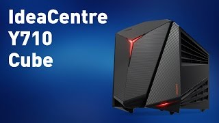 Видео обзор портативного игрового компьютера Lenovo IdeaCentre Y710 Cube