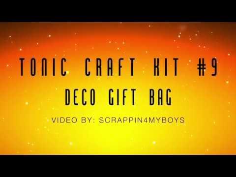 Tonic Craft Kit #9 Unboxing