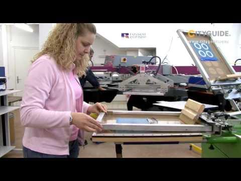 Atelier Grafico Textilprint, Nidau; sérigraphie dans la ...