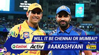 #IPL2019: Will ROHIT overcome DHONI? 'Castrol Activ' #AakashVani, powered by 'Dr. Fixit'