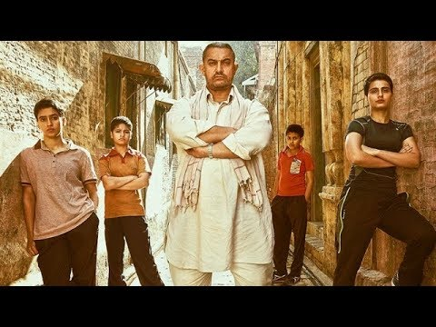 Dangal wrestles to 1,000 crores in China box office