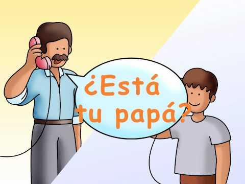 Count to ten in Spanish Cuenten conmigo   YouTube