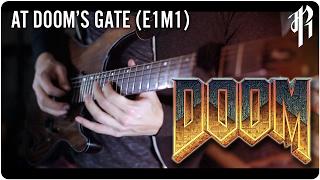DOOM: E1M1 (At Doom's Gate) - Metal Cover    RichaadEB & ToxicxEternity