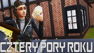Choinka i chytry Święty Mikołaj | The Sims 4 Cztery Pory Roku ep. 6