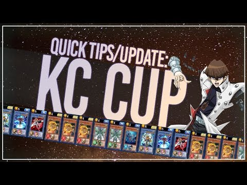 KC CUP MIDWAY UPDATE/TIPS - Top 10 N.A. [Yu-Gi-Oh! Duel Links]
