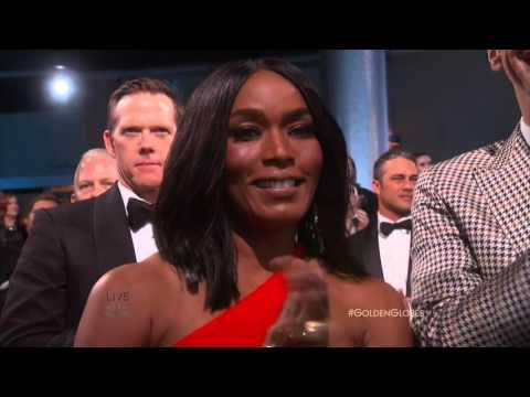 (FULL VERSION) Denzel Washington Receives Cecil B. DeMille Award 2016 Golden Globes   With Montage