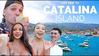 TAKING OUR BABY MAMAS TO CATALINA! *MUST WATCH*