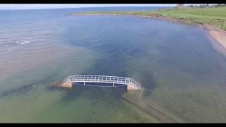 Download Video Bridge to no where (tide in)  Dunbar Scotland 28 04 2018 MP3 3GP MP4