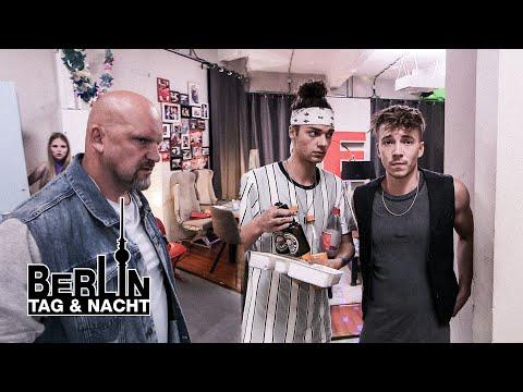 Schmeißt Joe die Jungs aus der WG? 😲 #2047 | Berlin - Tag & Nacht