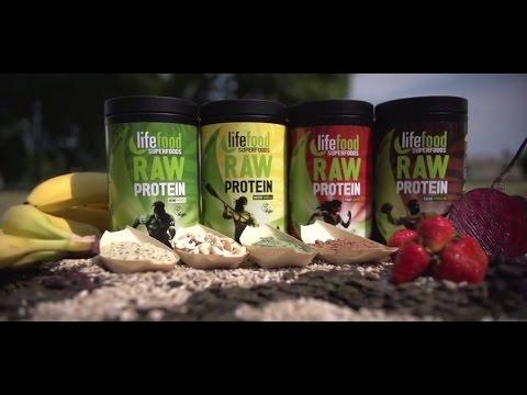 Lifefood Raw Vegan Organic Protein Superfood Powders
