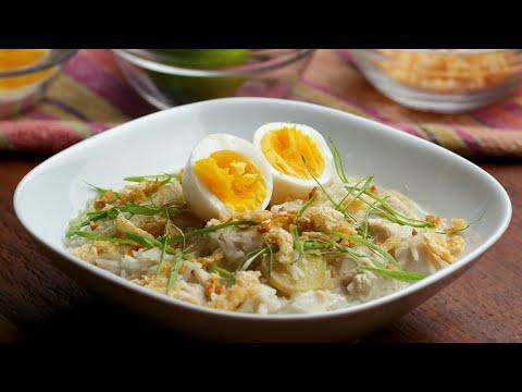 How To Make Filipino Arroz Caldo As Made By Janna •Tasty