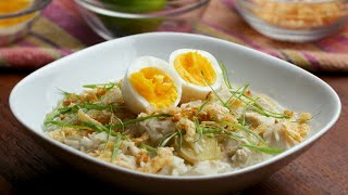 How To Make Filipino Arroz Caldo As Made By Janna • Tasty