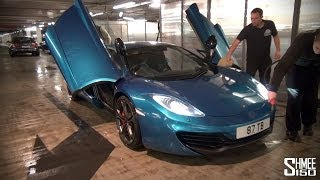 Why McLaren 12C? Why Coupe? Compared to the R8?