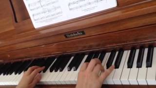 A Musical Joke by Mozart easy piano
