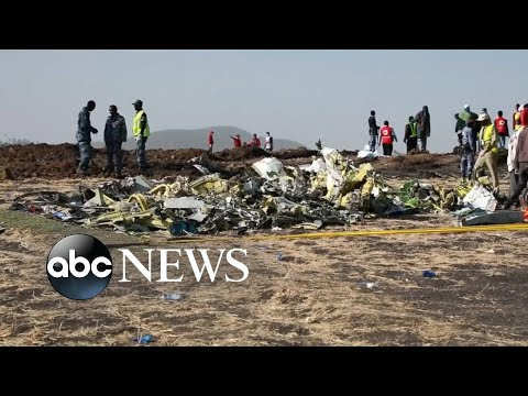 Black boxes in Ethiopian Airlines crash to be sent overseas Mp3
