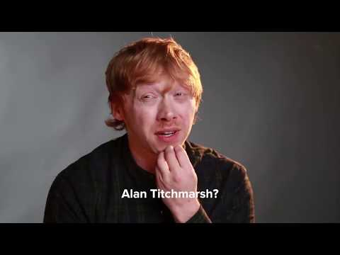 Rapid-Fire Questions with Rupert Grint (2017)