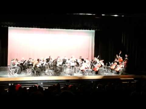 Clawson High School Strings - Kashmir - Led Zeppelin