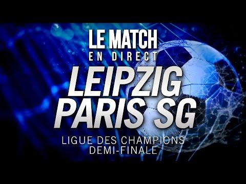 🔴 Le Match en direct : RB Leipzig 0-3 Paris SG / RBL - PSG (football)