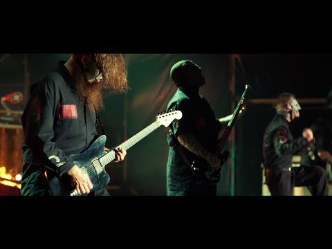 "Slipknot - ""Duality"" (Clip from 'Day of The Gusano')"
